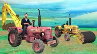 सपर टरकटर Super Tractor Story - Hindi Kahaniya हद कहनय - Motivational Stories in Hindi