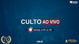 CULTO DOMINICAL - 09/05/2021 NOITE