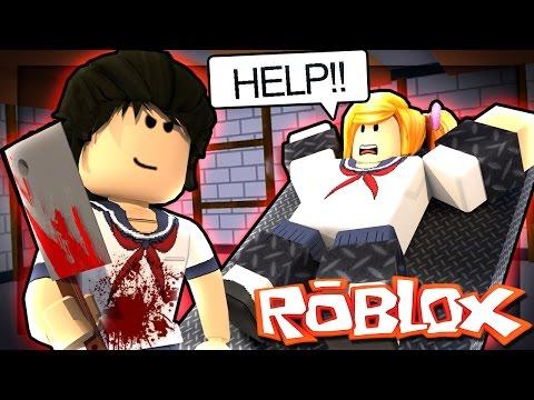 ROBLOX Yandere High School  - MURDER FOR SENPAI! (ROBLOX Roleplay) #1
