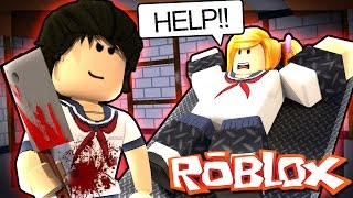 ROBLOX Yandere High School - MURDER FOR SENPAI! (ROBLOX Roleplay) #1