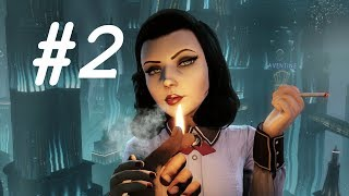 BioShock Infinite: Burial At Sea - Walkthrough Part 3 - Awkward Sex Ed