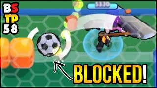 BLOCKING SHOTS with MORTIS SHOVEL BUG! Top Plays in Brawl Stars #58