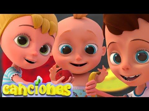 LooLoo – Manzanas y bananas – Cantece pentru copii in limba spaniola