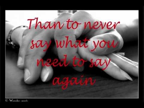 Say - John Mayer [Lyrics]