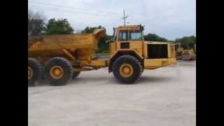 1995 Volvo BM A35 articulated haul truck for sale | sold at auction July 25, 2013