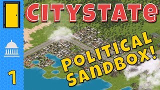 Citystate - Part 1: Political Leanings - Politics Simulator - Let