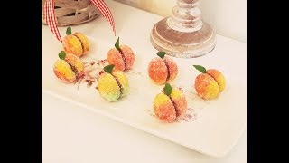 Pfirsich- Kekse/ falsche Pfirsiche/ Breskvice