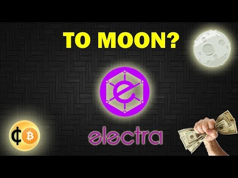 IS ELECTRA (ECA) THE NEW VERGE?? (XVG) SHOULD YOU INVEST?