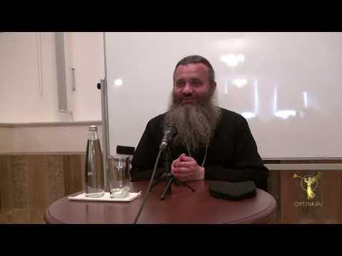 Духовная беседа в