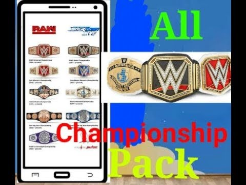 Wr3d All Championship pack how to download wr3d All Championship pack