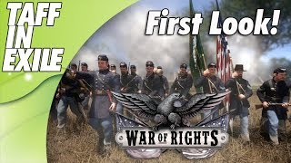 War of Rights | Early Access Phase 2 | First Look!