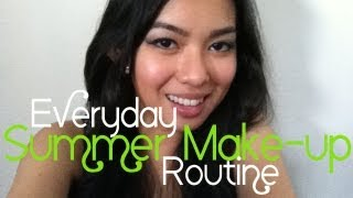 Everyday Summer Make Up Routine ♡♡ Thumbnail