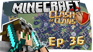 CLASH OF CLANS IN MINECRAFT ITA - CRAFT OF CLANS EPISODIO 36 - FINALE