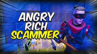 ANGRY Rich Kid Loses His Whole Inventory! (Scammer Gets Scammed) Fortnite Save The World