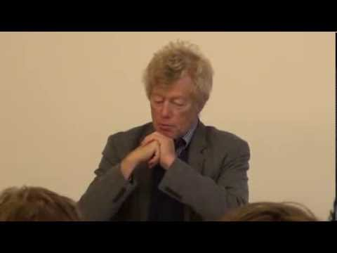 Roger Scruton on the Relation between Liberalism and Conservatism