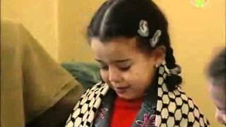الطفلة الجزائريه التي أبكت الرجال قوي جدا