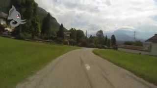 Parcours vélo du triathlon de Saint Pierre d'Albigny distance S