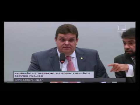TRABALHO, ADMINISTRAÇÃO E SERVIÇO PÚBLICO - Reunião Deliberativa - 13/07/2016 - 10:52