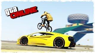 BMX vs МАШИНЫ УБИЙЦЫ В GTA ONLINE!!! (УГАР, ЭПИК В ГТА ОНЛАЙН)