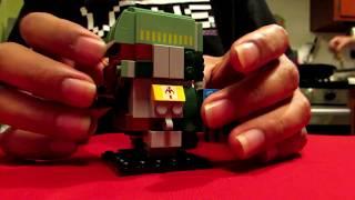 Star Wars LEGO  BrickHeadz #41629 Boba Fett #73