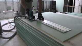 видео Как правильно сделать короб для батареи из гипсокартонных листов