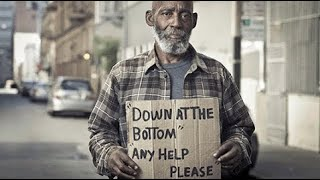 WE DECIDED TO HELP HOMELESS PEOPLE BUT THIS ONE HOMELESS MAN CAUGHT OUR ATTENTION (VERY EMOTIONAL)