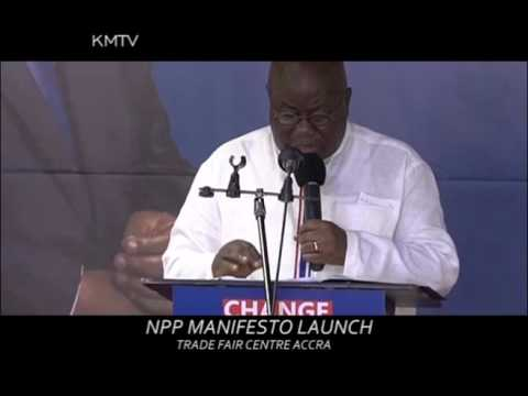 NPP MANIFESTO LAUNCH TRADE FAIR PART 2