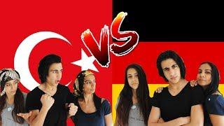 Türk Ailesi vs Alman Ailesi !