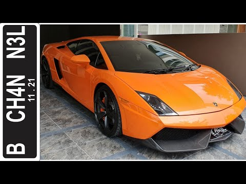 In Depth Tour Lamborghini Gallardo LP550-2 (2013) - Indonesia