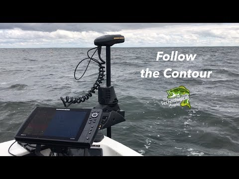 i-Pilot Link | Follow the Contour | The Technological Angler