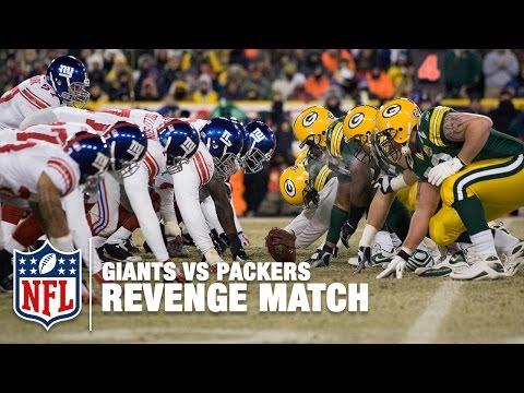 Eli & The Giants Return to Lambeau   Giants vs. Packers   Revenge Match of the Week   NFL NOW
