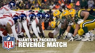 Eli & The Giants Return to Lambeau | Giants vs. Packers | Revenge Match of the Week | NFL NOW