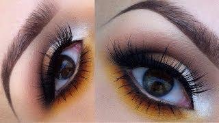 Sunset inspired makeup tutorial Thumbnail