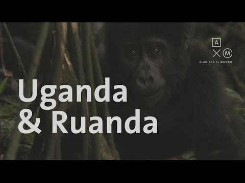 Bienvenidos a Uganda y Ruanda1!! #1