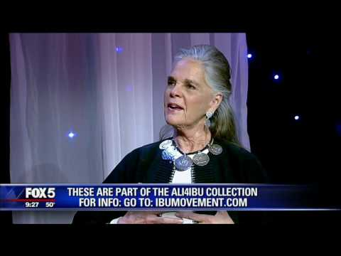 Ali MacGraw IBU Movement Fashion