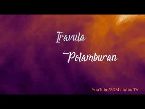 Download Kanavula thinam thinam vandhu poriye velangala dee.love WhatsApp ststus