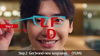 [LOTTE DUTY FREE] LDF '냠(YUM)' Campaign with Lee Jongsuk : Online Duty Free ver. (ENG)
