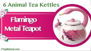 Unique Tea Kettles For Sale - 12 Unusual and Cute Tea Kettles