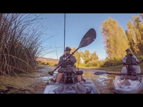 Backwater Bass Fishing - Kayaks and Flippin Sticks