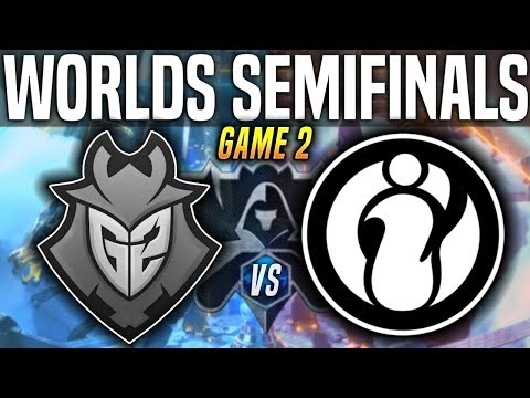 G2 eSports vs Invictus Gaming  vod