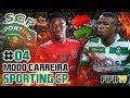 BOMBA!!! MANÉ NO BENFICA, VINÍCIUS JÚNIOR NO SPORTING!!! 💚⚪ Modo Carreira #04 Sporting CP [FIFA19]