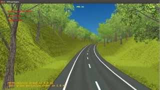 world editor roads c opengl sdl