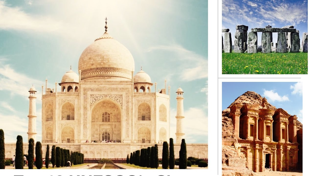The Worlds Most Beautiful World Heritage Sites  List Of