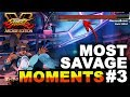 SFV AE * MOST Savage, Ridiculous & Funny Moments #3