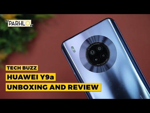 HUAWEI Y9a – Unboxing and Review I Tech Buzz