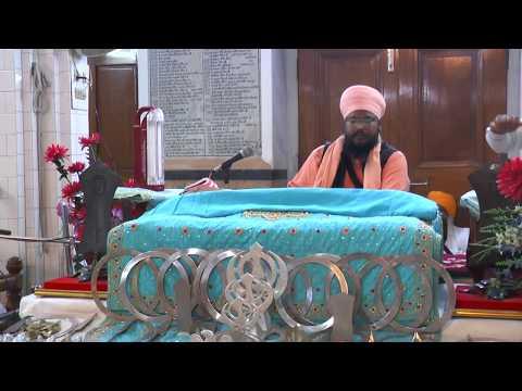 Gur. Rani Maini - Patna Sahib 15-12-2017  Deewan Sant Baba Bhupinder Singh Ji Rara Sahib Jarg