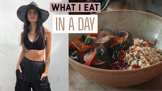 WHAT I EAT IN A DAY PART 11 (VEGAN)