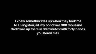 Kevin Gates - Tryna Yea (Lyrics)