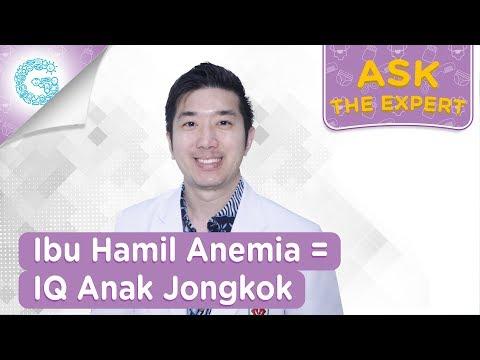 Anemia Saat Hamil Bikin IQ Anak Rendah - Dr. L. Aswin, Sp.PD