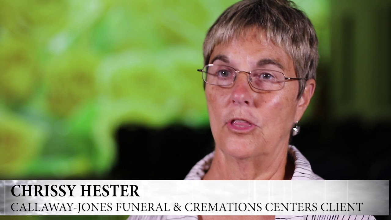 Funeral Home Review Chrissy Hester Callaway Jones Funeral Home